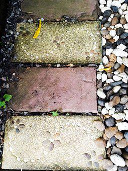 Walkway, Walk, Way, Outdoor, Stone, House, Home