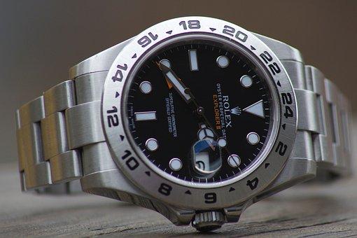 Rolex, Rolex Gmt-master 2, Watch, Lyxklocka, Gmt