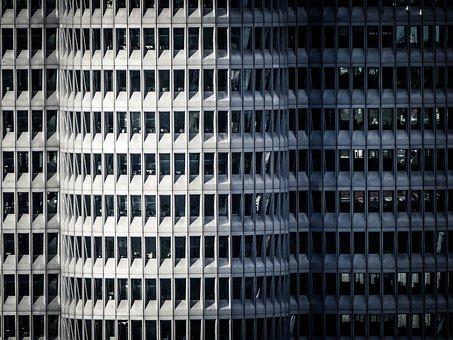 Munich, Bmw Four-cylinder, Office, Window, Architecture