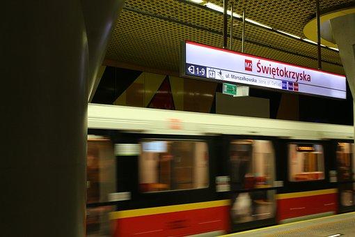 Metro, Warsaw, świętokrzyska