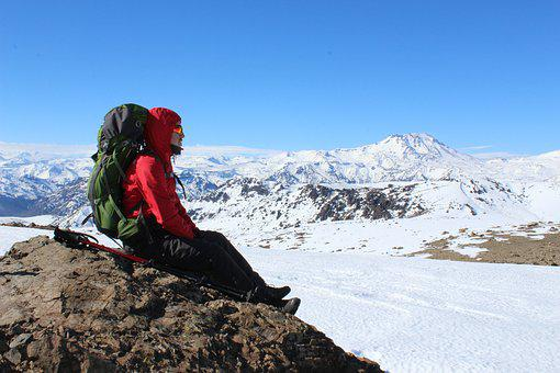 Mountain, Cold, Winter, Mountaineering, Andes, Snow