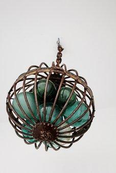 Lamp, Deco, Decoration, Ball, Lighting, Gartendeko