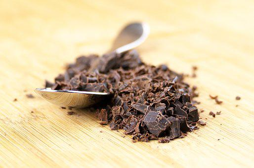 Chocolate, Grated Chocolate, Cocoa, Chopped Chocolate