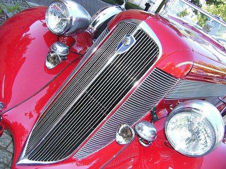 Studebaker, 1935, Oldtimer, Cabriolet, Classic Cars