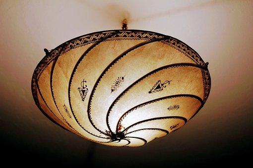 Lamp, Ceiling Lamp, Decoration, Room Lighting, Lighting