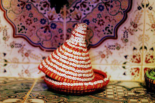 Tagine, Deco, Decoration, Ornament, Decorative