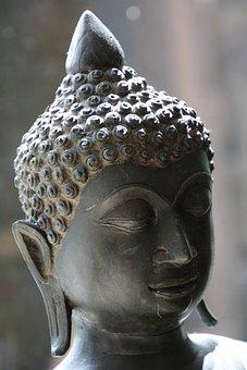 Buddha, Face, Image, Buddhism, Rest, Zen, Meditation