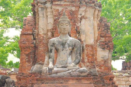 Buddha, Photo Blender, Statue, Buddhist, Faith
