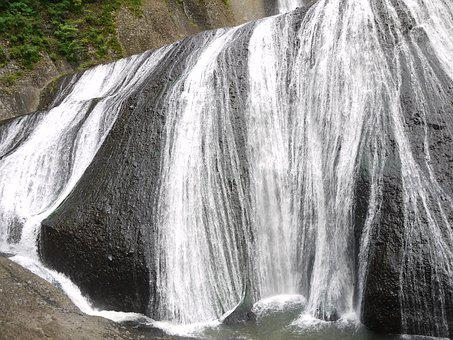 Fukuroda Waterfall, Waterfall, Natural