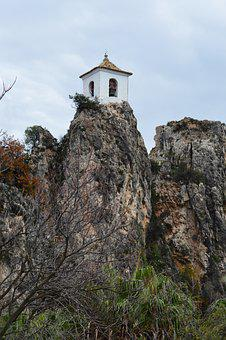 Guadalest, Bell Tower, Church