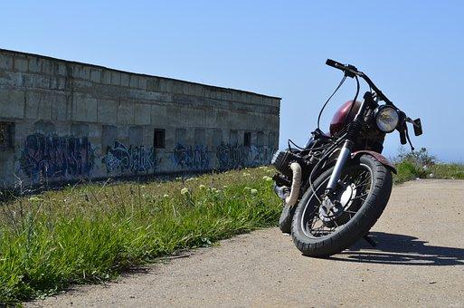 Motorcycle, Motorcycle Dnepr, Motorcycle Heavy