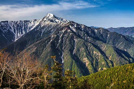 Mountain, Kitadake