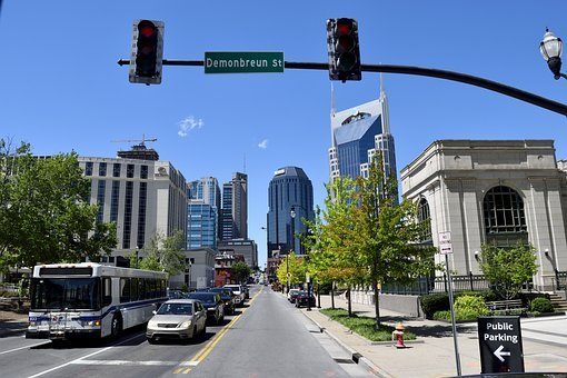 Nashville, Tennessee, Downtown, Tourism, Music City