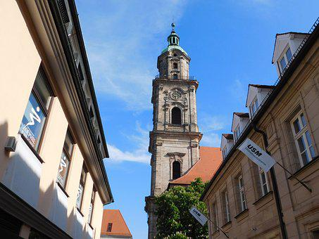 Neustädter Kirche, Gain, Middle Franconia, Swiss Francs
