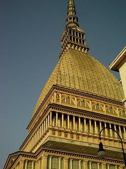 Torino, Piemonte, Antonelliana, Mole, Italy