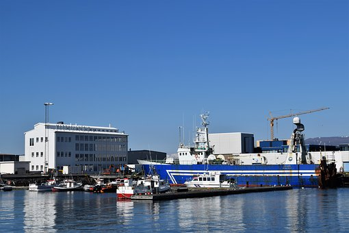 Trawler, Reykjavik, Harbour, Fishing, Ship, Sea, Water