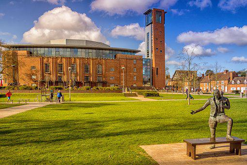 Rsc Theatre, Stratford Upon Avon, Shakespeare, Theatre