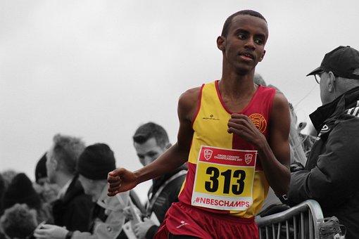 Runner, Running, Athlete, Young Athlete