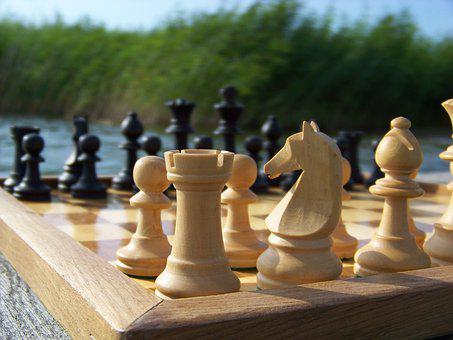 Chess, Chess Pieces, The Basic Position, Staunton