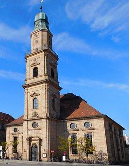 Huguenot Church, Huguenot Place, Gain, Church, Steeple