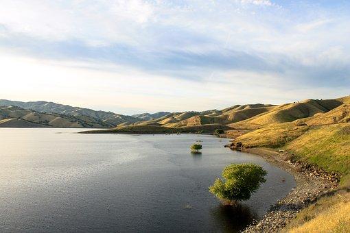 California, Usa, Hills, Travel, America, City, Scenic