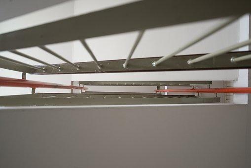Staircase, Apartment, Climb, Design, Architecture
