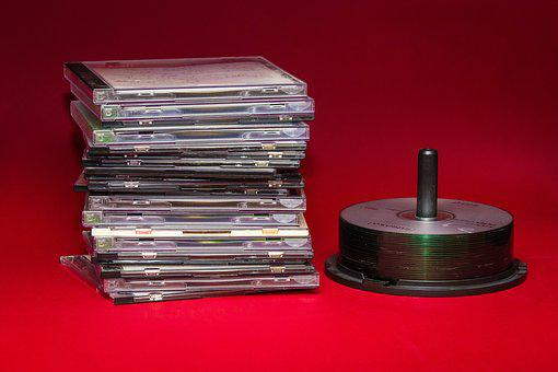 Cd, Copy, Pirated Copy, Compact Disc, Tinge