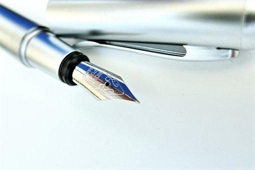Filler, Fountain Pen, Writing Implement, Ink, Leave
