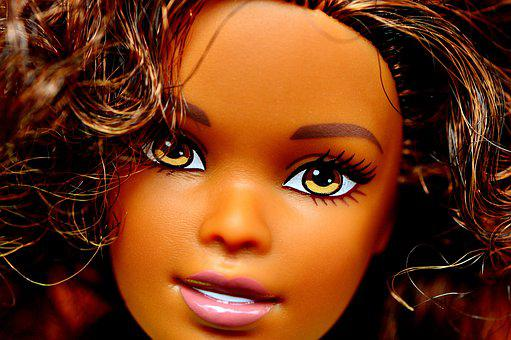 Barbie, Doll, Head, Girls Toys, Toys, Children