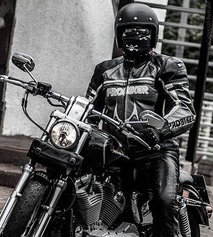 Motorcycle, Harley Davidson, Harley, Historically