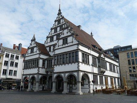 Paderborn, Historically, Lower Saxony