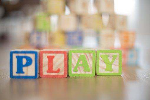 Kids, Words, Toy, Child, Childhood, Education, Fun