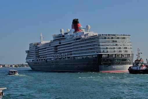 Cruise, Ship, Queenelizabeth, Queen, Elizabeth, Liner