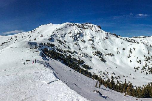 Skiing, Mountain, Snow, Winter, Ski, Cold, Sport, Skier