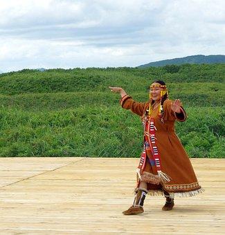 National Dances, Koryak, Call Of The Wild, Costume