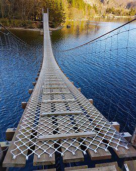 Bridge, Imeseid, Egersund, Norway
