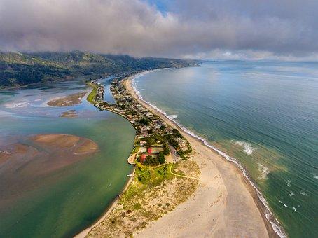 Stinson Beach, Marin, Coast, Stinson, Ocean, Beach