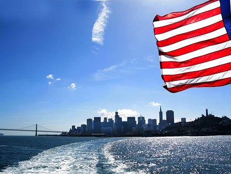America, San Francisco, San Francisco Bay