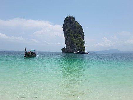 The Andaman Sea, Sea, Sea Thai, Saber, Koh Poda