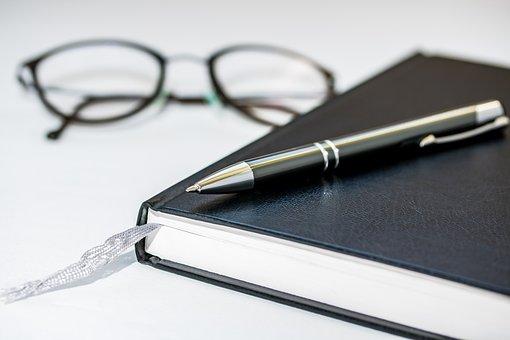 Agenda, Pen, Appointment Calendar, Closed