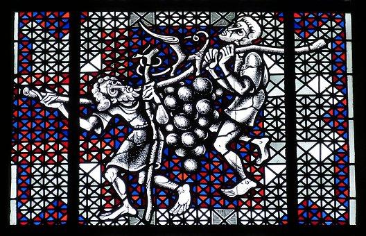 Church Window, Church, Faith, Window, Believe