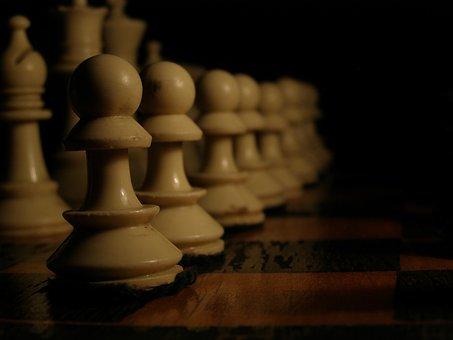 Chess, Game, Strategic, Win, The Board, Black
