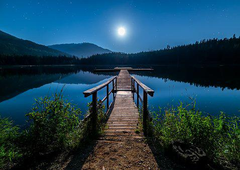 Astronomy, Beautiful, Blue, Bright, British Columbia
