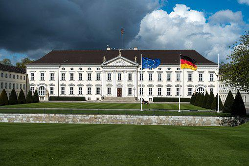 Germany, Federal President, Castle, Castle Bellevue