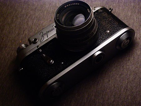Photo, Camera, Dawn, Analog, Analogue Photography