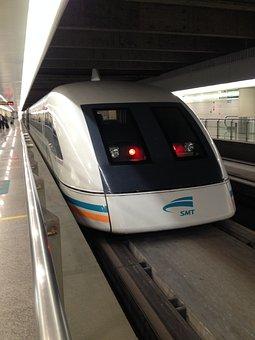 Transrapid, Train, Fast, Seemed, Railway, Travel