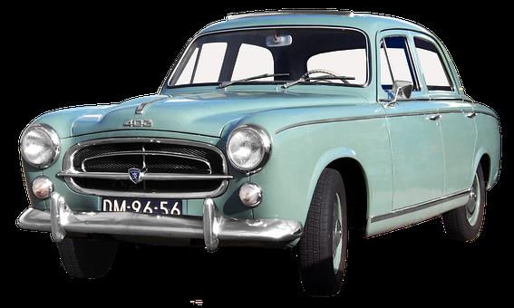 Peugeot, Type 403, Limousine, France, Oldtimer, Auto