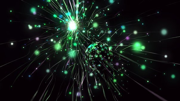 Explosion, Sparks, Magic, Flare, Particle, Glittering