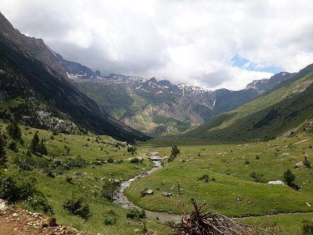 National Park Of Ordesa, Monte Perdido, Landscape