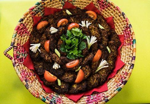 Minced Meat, Rissole, Party, Meatballs, Food, Eat
